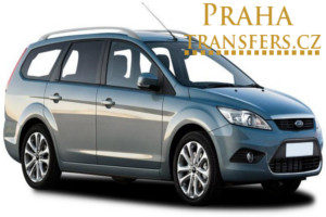 transfers from airport prague